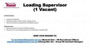Loading Supervisor-1