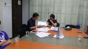 Factory visit Ah Hai Industry