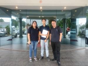 Fatory visit Wasaniaga Sdn Bhd