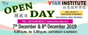 VTAR Open Day