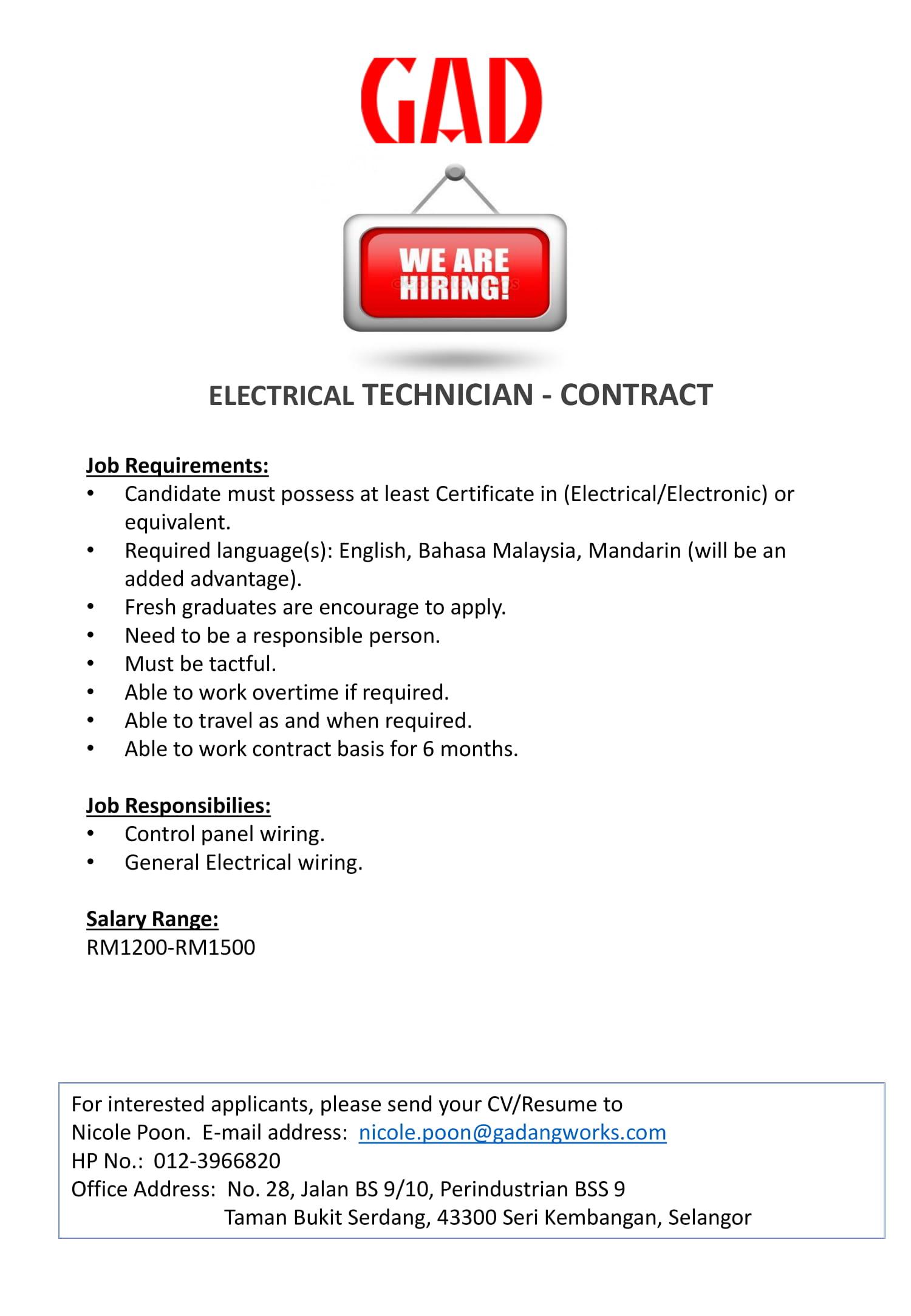 Technician-1